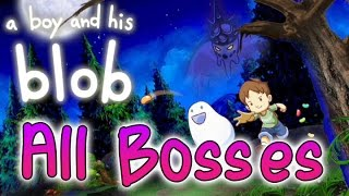 getlinkyoutube.com-A Boy and His Blob All Bosses | Final Boss (Wii, PS4, PC, XOne, Vita)