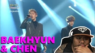 Baekhyun & Chen - Really I Didn't Know [MUSIC REACTION]