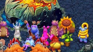 getlinkyoutube.com-My Singing Monsters: Dawn of Fire | Space Island (No Candelarva) HD | CTS
