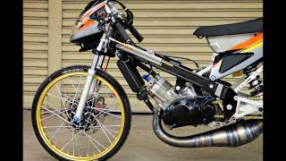 "getlinkyoutube.com-""AroverA"" Present - Street Dragbike 2T Unlimited Brembo Racing GP By - S_R_S - In Thailand"