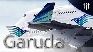 getlinkyoutube.com-FSX - Garuda Indonesia Boeing 747-400 at Melbourne