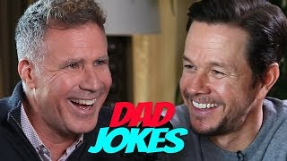 You Laugh, You Lose | Will Ferrell vs. Mark Wahlberg