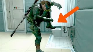 getlinkyoutube.com-MGSV: Phantom Pain - Paz Room Secrets (Metal Gear Solid 5)