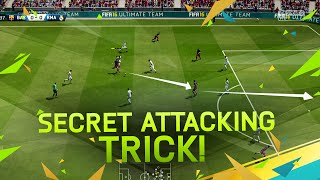 getlinkyoutube.com-FIFA 16 SECRET ATTACKING TRICK - TUTORIAL / MOST EFFECTIVE ATTACKING MOVES - THE PASSING GLITCH