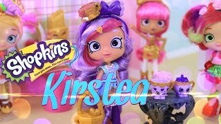 Unbox Daily: Shopkins Shoppies Kirstea - Doll Review - PLUS Shoppies Twins - 4K
