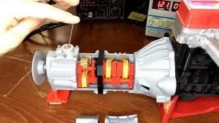 getlinkyoutube.com-3D printed transmission