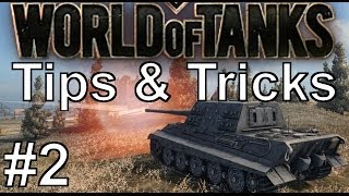 World of Tanks (WoT) Become a Better Tanker Game Tips #2: Alter Your Game (Tank, Map)