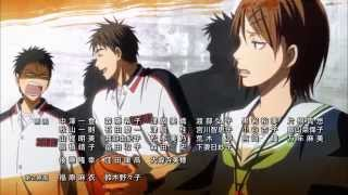 Kuroko No Basket Season 2 Ending