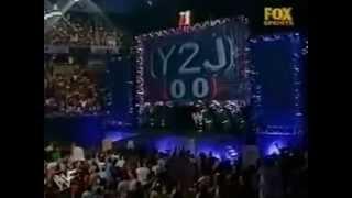 getlinkyoutube.com-Raw 2001 Stone Cold and Triple H vs Chris Jericho and Chris Benoit Tag Team Title Match Part 1