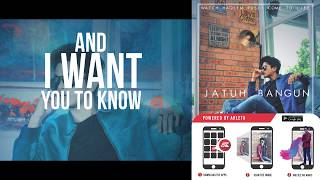 Haqiem Rusli - Jatuh Bangun  (Official Lyric Video With Augmented Reality Powered by ARLETA)