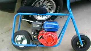 getlinkyoutube.com-6.5hp minibike