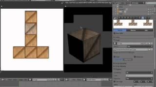 getlinkyoutube.com-tutorial 5 texture mapping using blender, webgl with glge