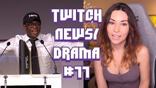 Twitch Drama News  77  Deji Calls Out Twitch, Alinity Lawsuit Update, Ninja, Asmongold