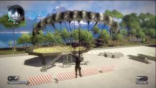 getlinkyoutube.com-Just Cause 2 Xbox 360 Gameplay