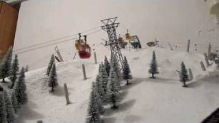 getlinkyoutube.com-Ma station de ski miniature