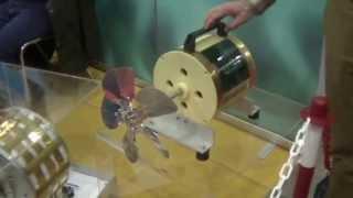 getlinkyoutube.com-Demo Yildiz Magnetmotor Erfindermesse in Genf 14.4.2013