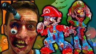getlinkyoutube.com-Black Ops 3 ZOMBIES - Super Mario Halloween MOD! (Call of Duty: BO3 Zombies Mario Mod)