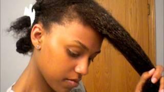 getlinkyoutube.com-Natural Hair: Homemade Protein Treatment