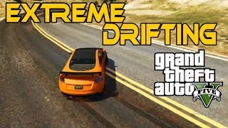 "getlinkyoutube.com-GTA 5 - Extreme Drifting ""Dubstep Montage"" by BLiTZ"