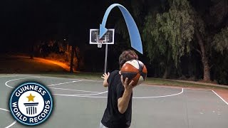 getlinkyoutube.com-BREAKING BASKETBALL WORLD RECORDS!