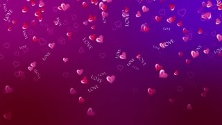 getlinkyoutube.com-Free HD Love Background with Hearts - Romantic Wedding Background