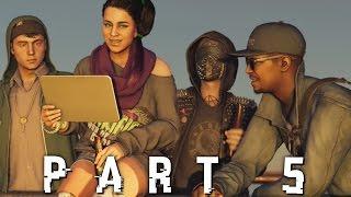 Watch Dogs 2 Walkthrough Gameplay Part 5 - SURPRISE (PS4 PRO)