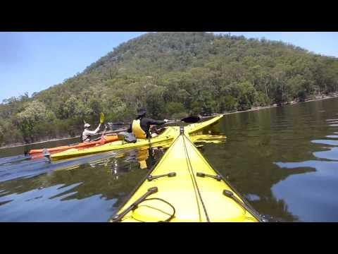 03.Kayak Paddle-Kangaroo Valley-15/16.1.14
