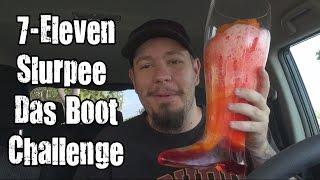 7-Eleven Slurpee Das Boot Challenge