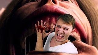 GETTING EATEN ALIVE | Attack On Titan Fun