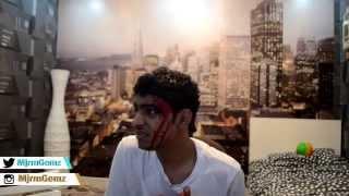 getlinkyoutube.com-تحديات مجرم قيمز مع علي - تحدي دبت المويه   راسي انفقش fifa15