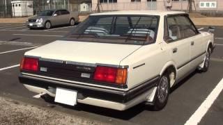 getlinkyoutube.com-日産 セドリック(430型) ターボ ブロアム 昭和55年式