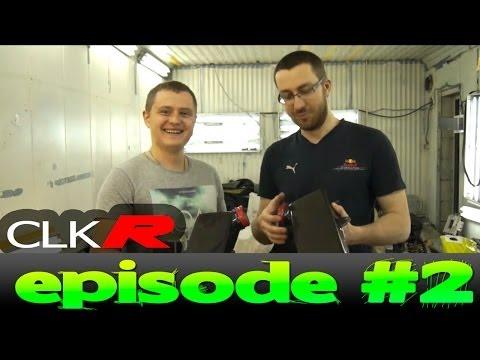 CLK R: Episode #2 ( Разбираем m113. Поршни, голова + Карбон )