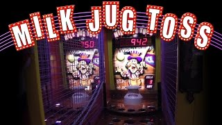 getlinkyoutube.com-MILK JUG TOSS - Arcade Ticket Game