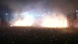 getlinkyoutube.com-Tomorrowland 2009 aftermovie main stage sunday moby fireworks act
