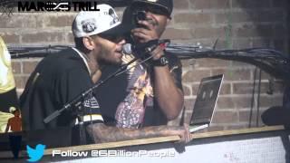 getlinkyoutube.com-Chris Brown Performs in Houston Feat Karrueche James Harden