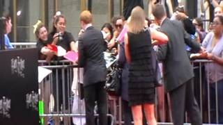 Rupert Grint at the Premiere of Harry Potter and the Deathly Hallows Part 2 in New York - Pt2