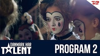 getlinkyoutube.com-Danseskolen Frederiksberg - Danmark har talent - Program 2