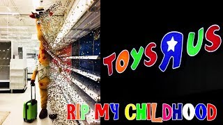 goodbye toys r us...