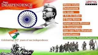 getlinkyoutube.com-Independence Day Special || Telugu Movie Songs || Jukebox