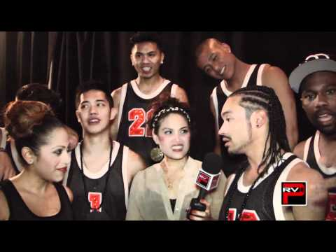 Mos Wanted Crew preshow interview for ABDC Season 7 David Guetta Challenge