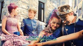 getlinkyoutube.com-» love me like you do (ben x mal; descendants)