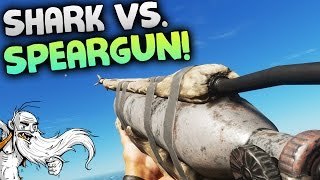 "getlinkyoutube.com-Stranded Deep Gameplay - ""SHARK VS. SPEARGUN!!!""  - Let's Play Walkthrough"