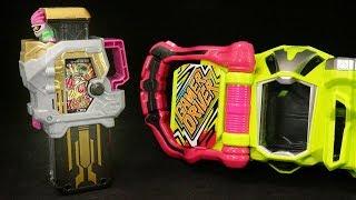 仮面ライダーエグゼイド DXマキシマムマイティXガシャット Kamen Rider Ex-Aid DX Maximum Mighty X Gashat