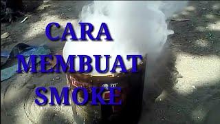 CARA MEMBUAT SMOKE KNO3