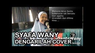Syafa Wany   Dengarilah ::Despacito Malay:: (Cover The Faith)