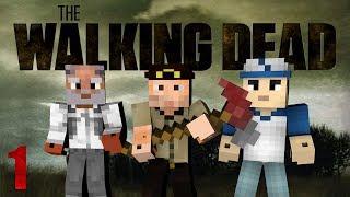 getlinkyoutube.com-Minecraft - The Walking Dead! Episode 1 (Crafting Dead Mod)