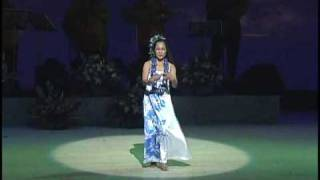 getlinkyoutube.com-Hula Auana : Blue Hawaii - Arlene Hau'oli
