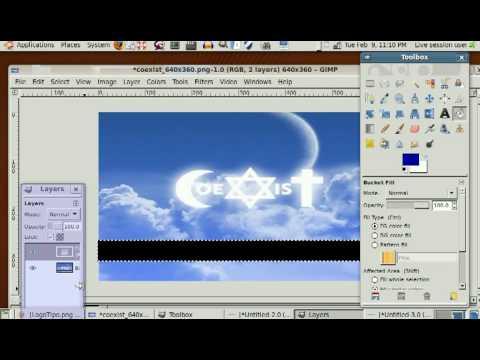 Tutorial - Como Usar GIMP Para Crear Una Imagen Compuesta