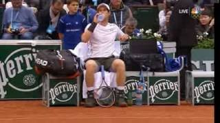 getlinkyoutube.com-French Open Men's Final 2016 - Novak Djokovic vs Andy Murray