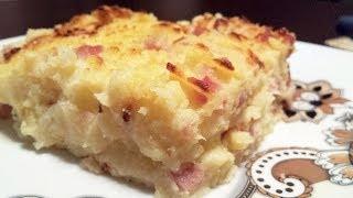 getlinkyoutube.com-Gateau di patate - Le video ricette di Lara